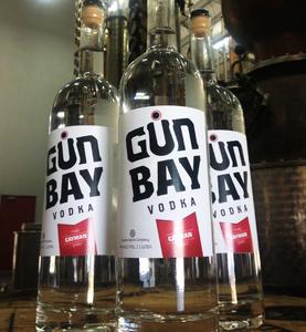 Gun Bay Vodka 1L